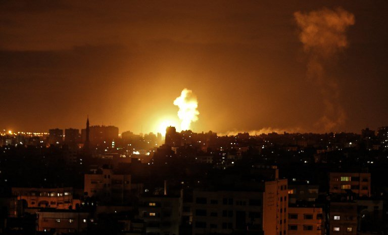 Three Palestinian youths killed in Israeli air strike on Gaza: Ministry