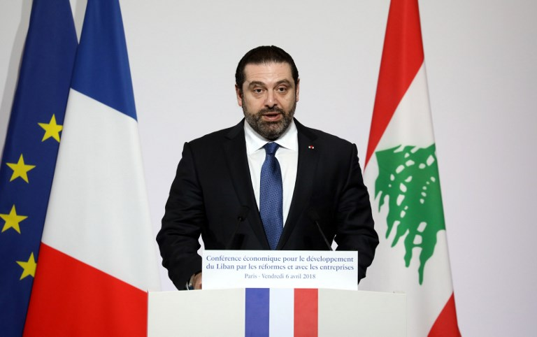 UAE pledges $200m to support Lebanon armed forces