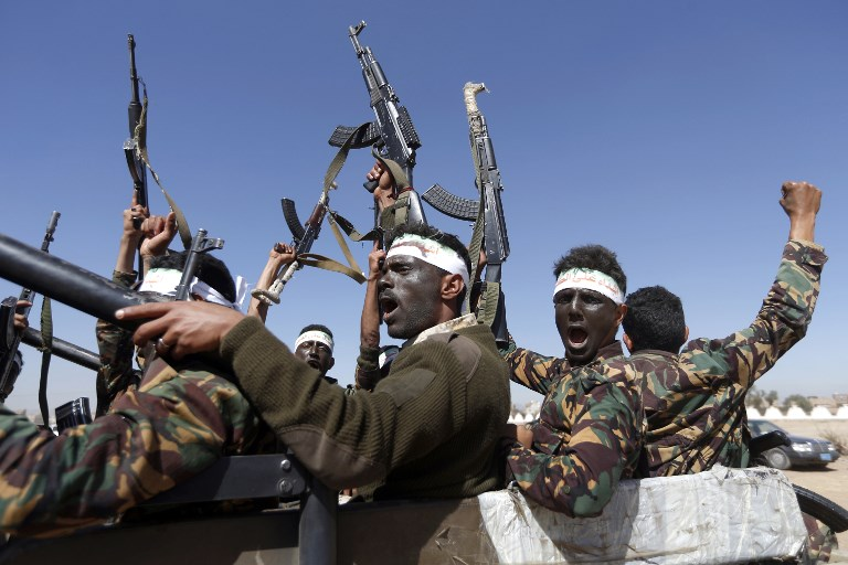 Houthi rebels kill dozens of Sudanese troops in Yemen ambush