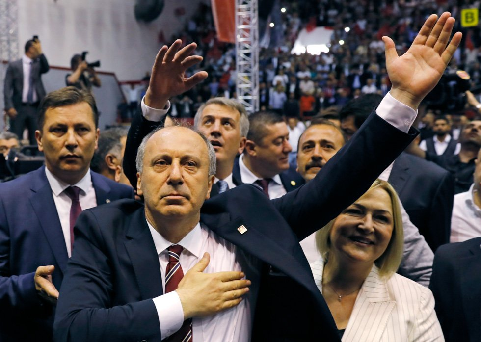 Turkey's opposition candidate complains of 'media embargo'