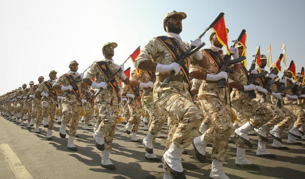 10 Iranian Revolutionary Guards killed at Iraqi border post