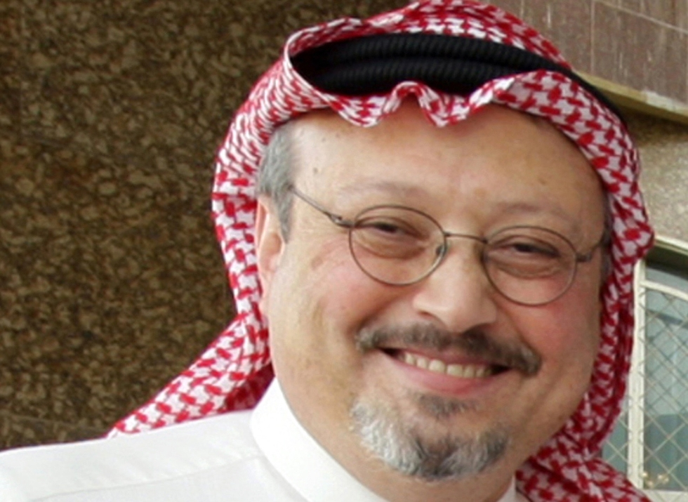Occupation Update >> Saudi journalist banned from media after criticising Trump | Middle East Eye