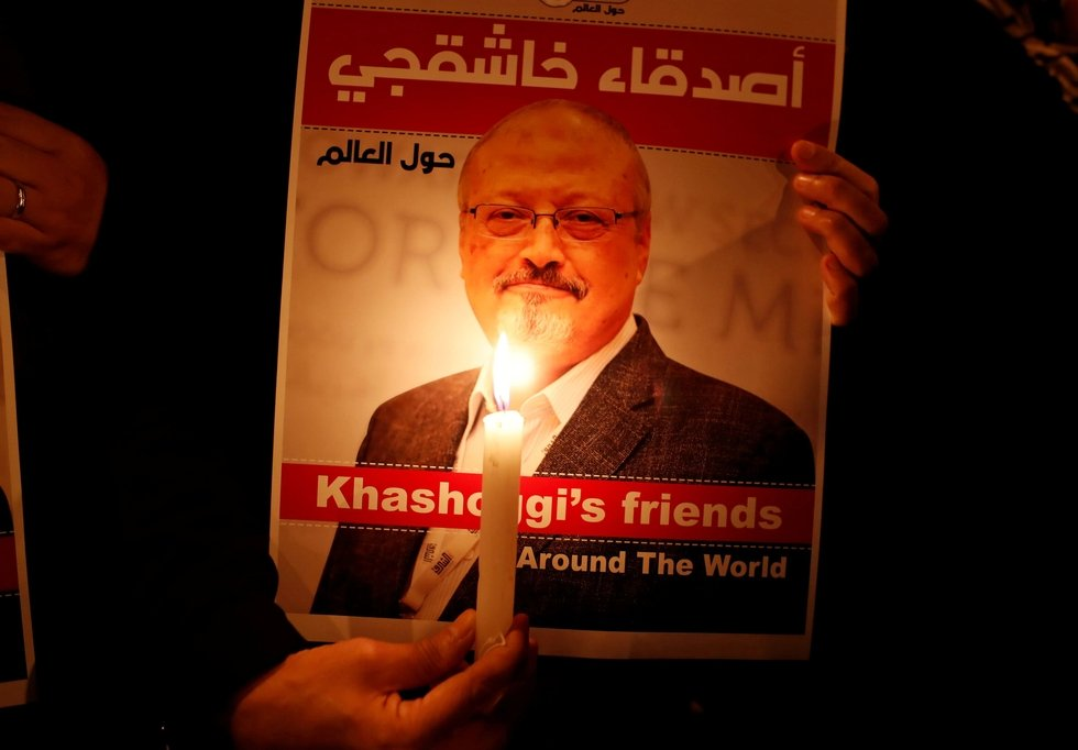 Jamal Khashoggi 'truly lived life to the fullest', his daughters say