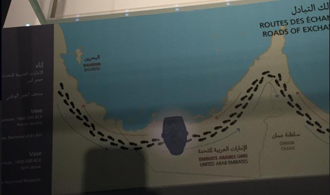 Oman, UAE, Map | Baaz