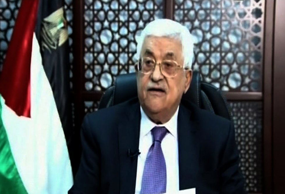 mahmoud abbas thesis