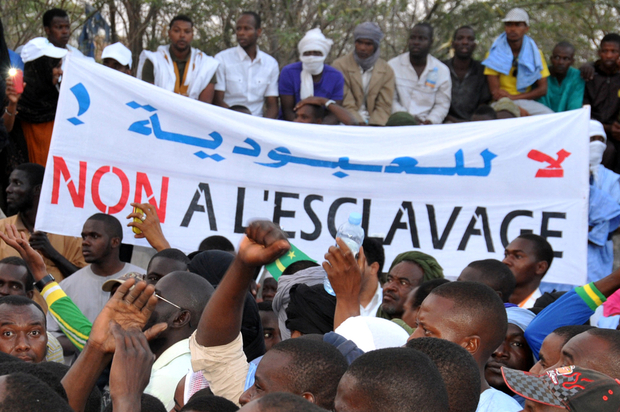 US and Mauritania in dispute over slavery charge