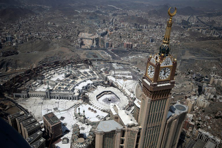 Four British pilgrims killed, 12 injured in Saudi road crash