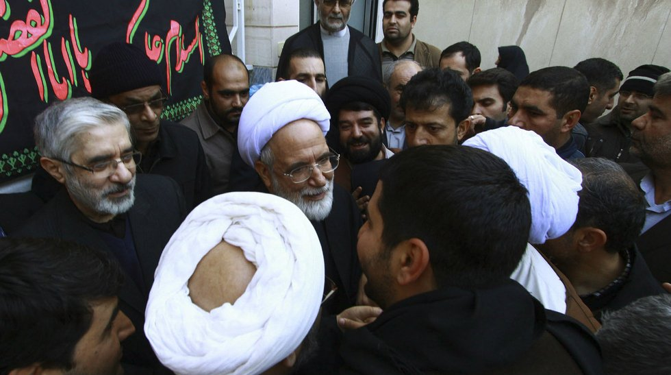 Iran approves release of protest leaders Mousavi and Karroubi, family says