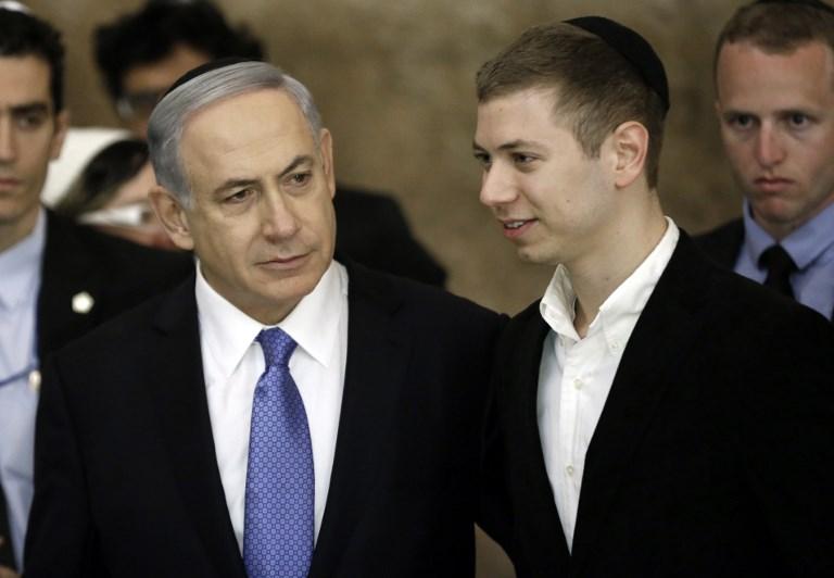 Israeli premier's son blocked on Facebook for anti-Muslim posts