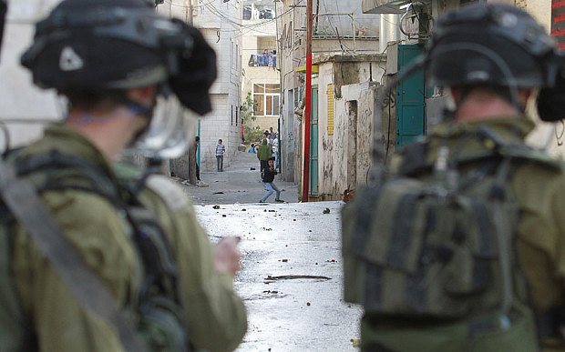 Palestinians are killed not because Israeli soldiers disobey orders but because they follow them