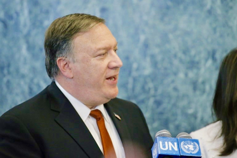 Pompeo to urge Iranians abroad to 'support' anti-government protests