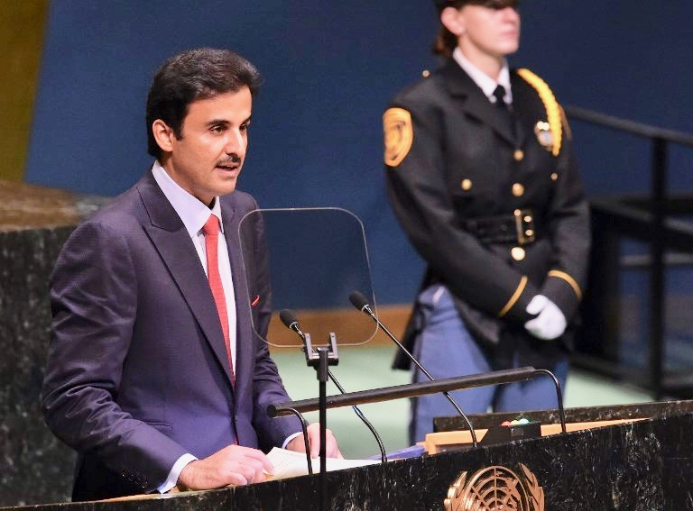 Qatar's emir to seek increased trade in tour of Latin American countries