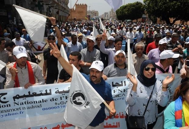 Morocco pardons 11 imprisoned 'Hirak' protest supporters for Eid