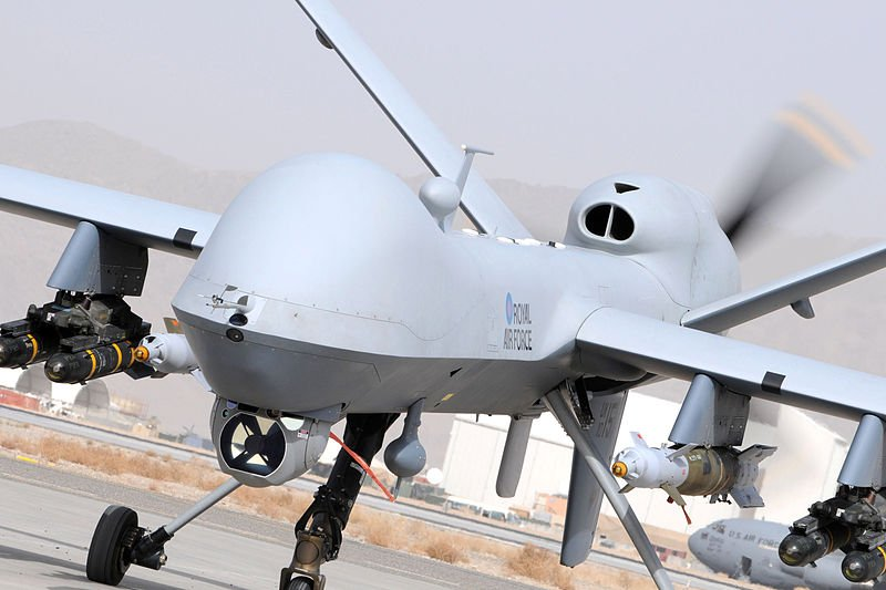 UK drones in Syria using controversial 'vacuum' bombs