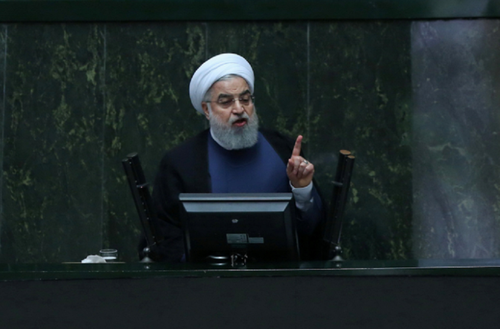Irans parliament blames Rouhani for economic troubles, refers him to judiciary