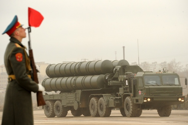 Russia delivers anti-aircraft missile system to Syria