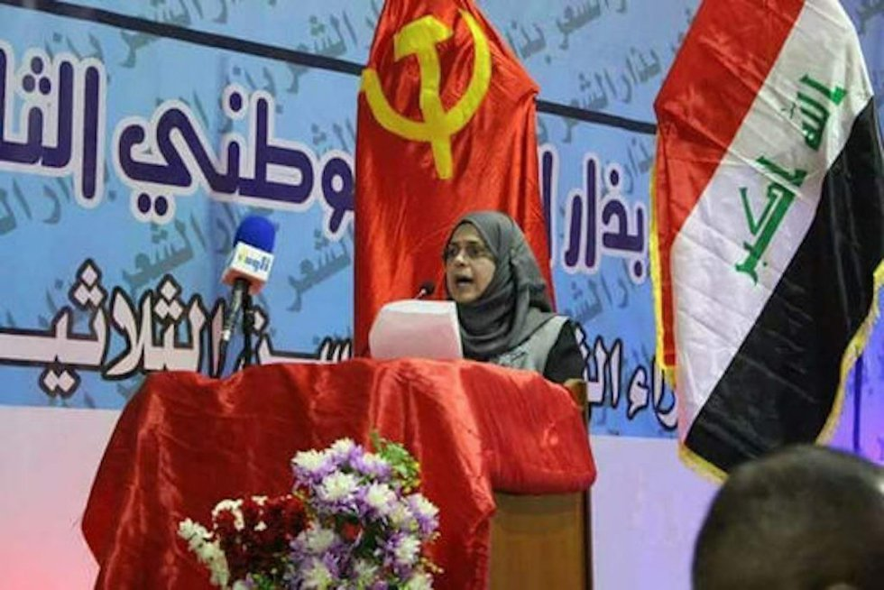 First female Communist elected in Iraq's holiest city calls for 'social justice'