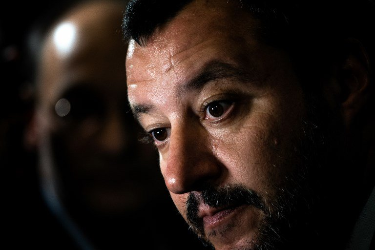 Italy's Salvini condemned for moving migrants from model town
