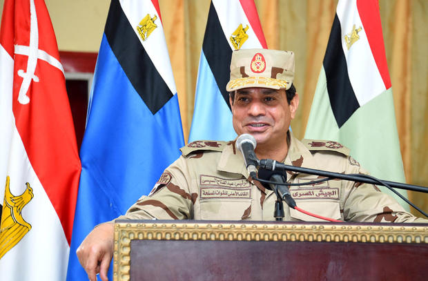 Sisi meets American-Jewish organisation to discuss 'terrorism'
