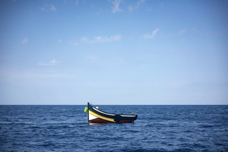 Boat capsizes in Atlantic off Morocco, leaves 22 migrants missing