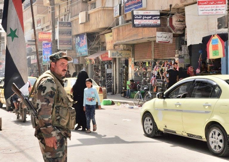 US-backed force ousts Islamic State from Syria's Hasakeh province
