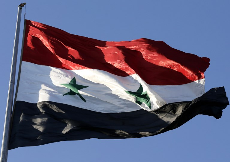 Israeli rockets strike military position near Aleppo, Syrian state media says