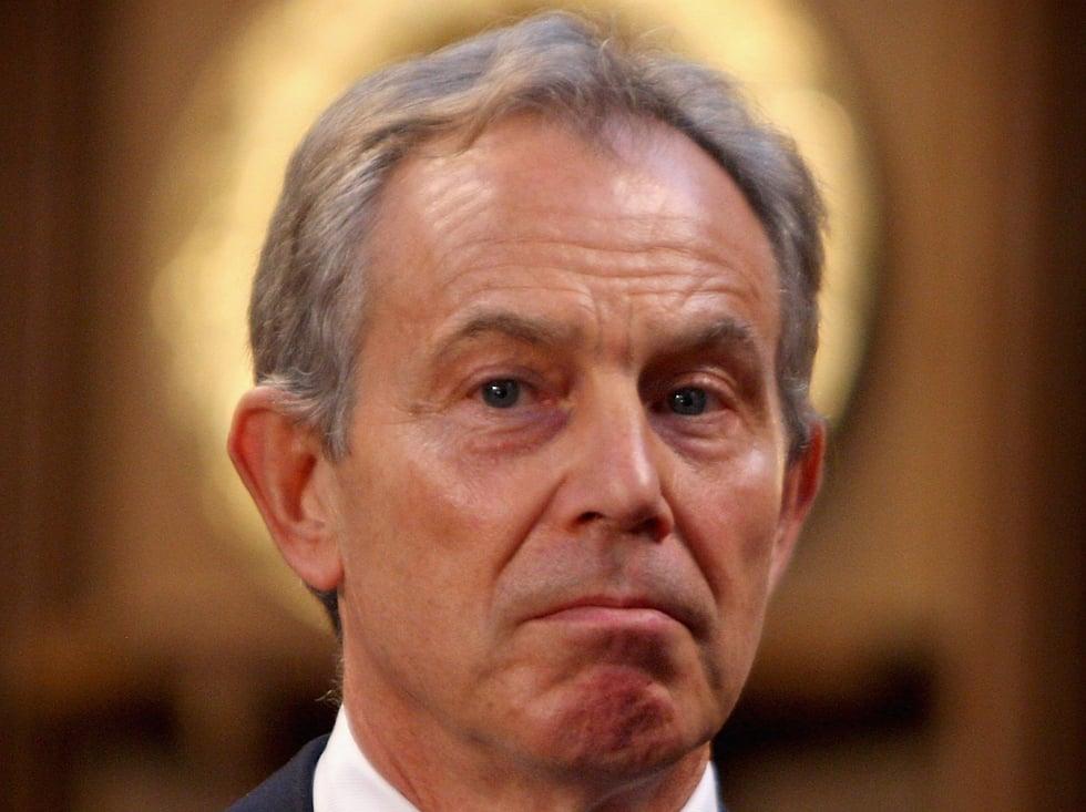 Blair advising Saudi under £9m deal between country and his institute: Report