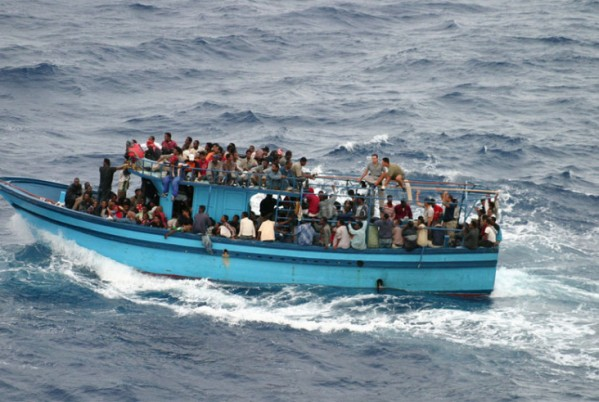 At least 35 migrants killed as boat sinks off Tunisia
