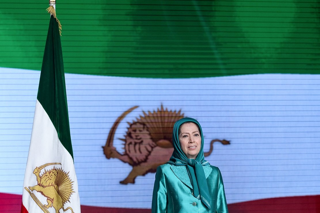 Maryam Rajavi (AFP)