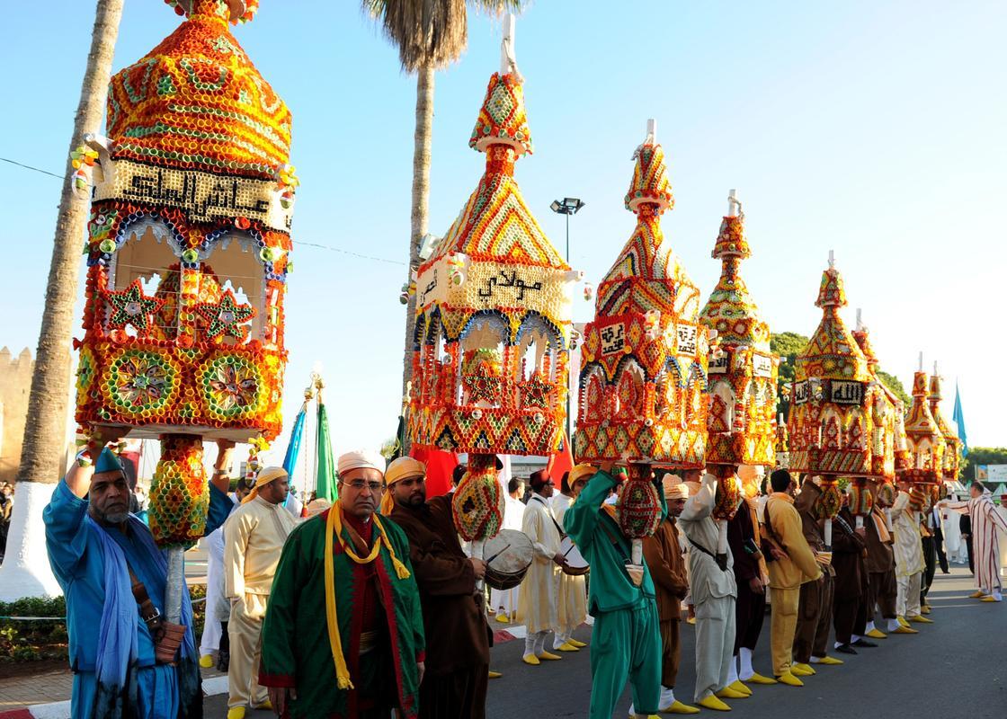 IN PICTURES: Mawlid al-Nabi celebrations | Middle East Eye édition française