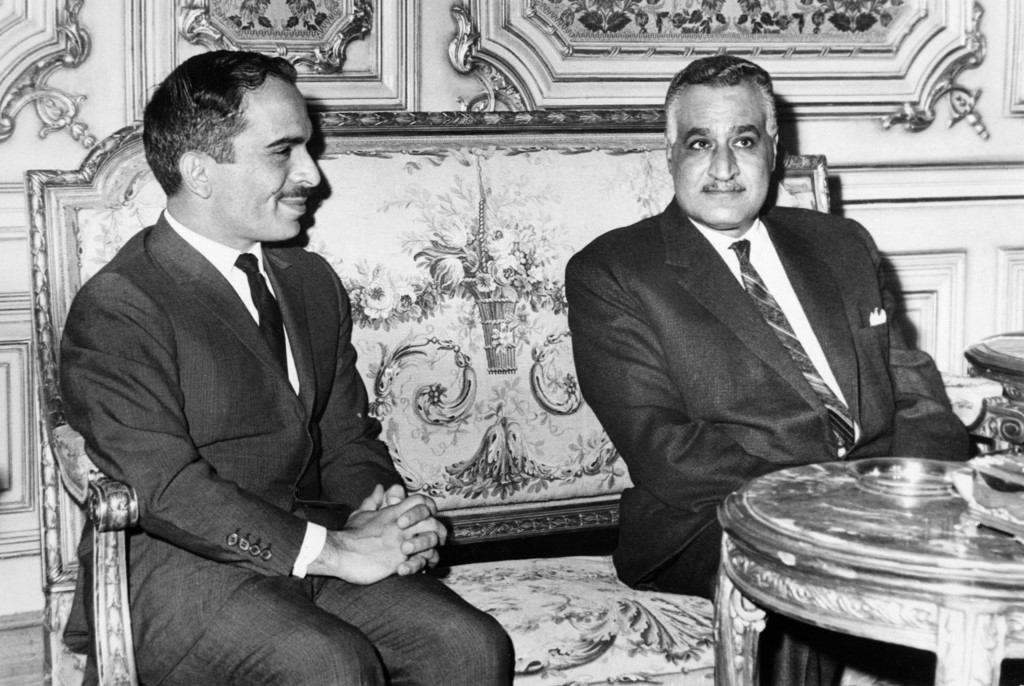 Peacemaker: The legacy of King Hussein of Jordan
