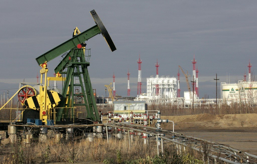 Russia has signalled its desire to raise crude output in June (AFP)