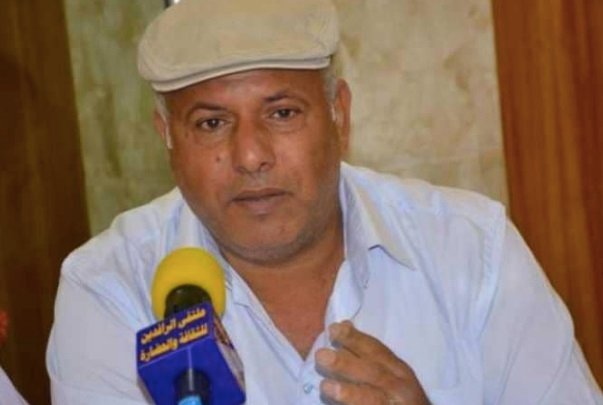 Alaa al-Mashzoub was well known in Karbala and wrote several novels and short story collections that won local and regional literary awards (Screengrab)