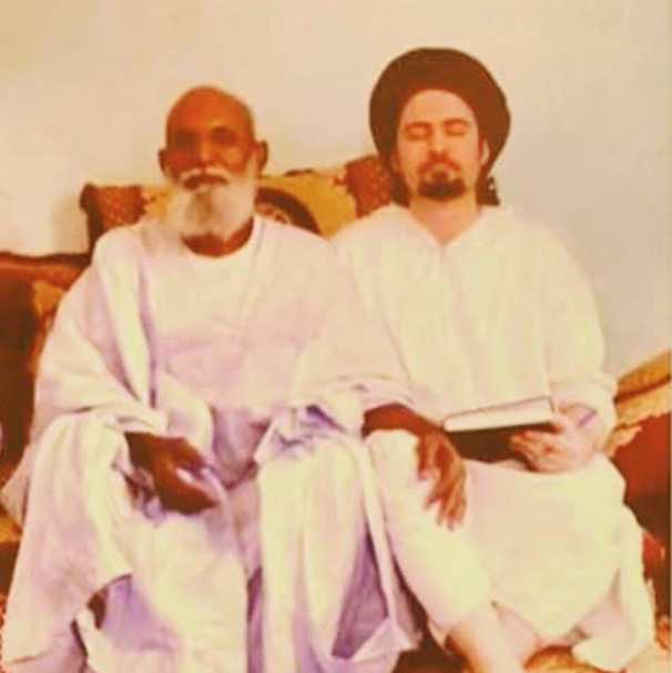 Hamza Yusuf studied under Murabit al Hajj in Mauritania during 90s (Screengrab)