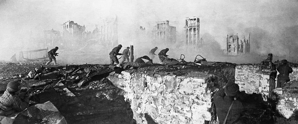 The 1942-43 Battle of Stalingrad was a decisive moment in the 20th century (Wikicommons)