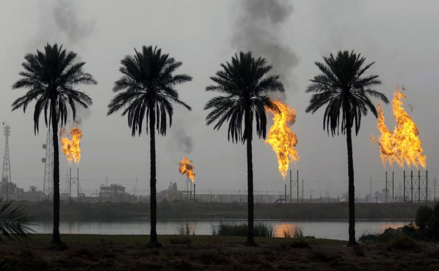 Basra gas field