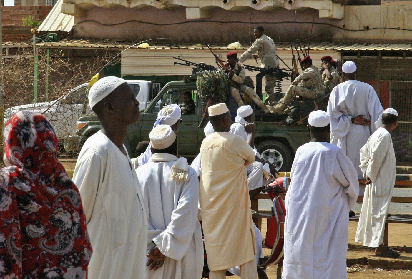 Sudan's ruling military council foils coup attempt