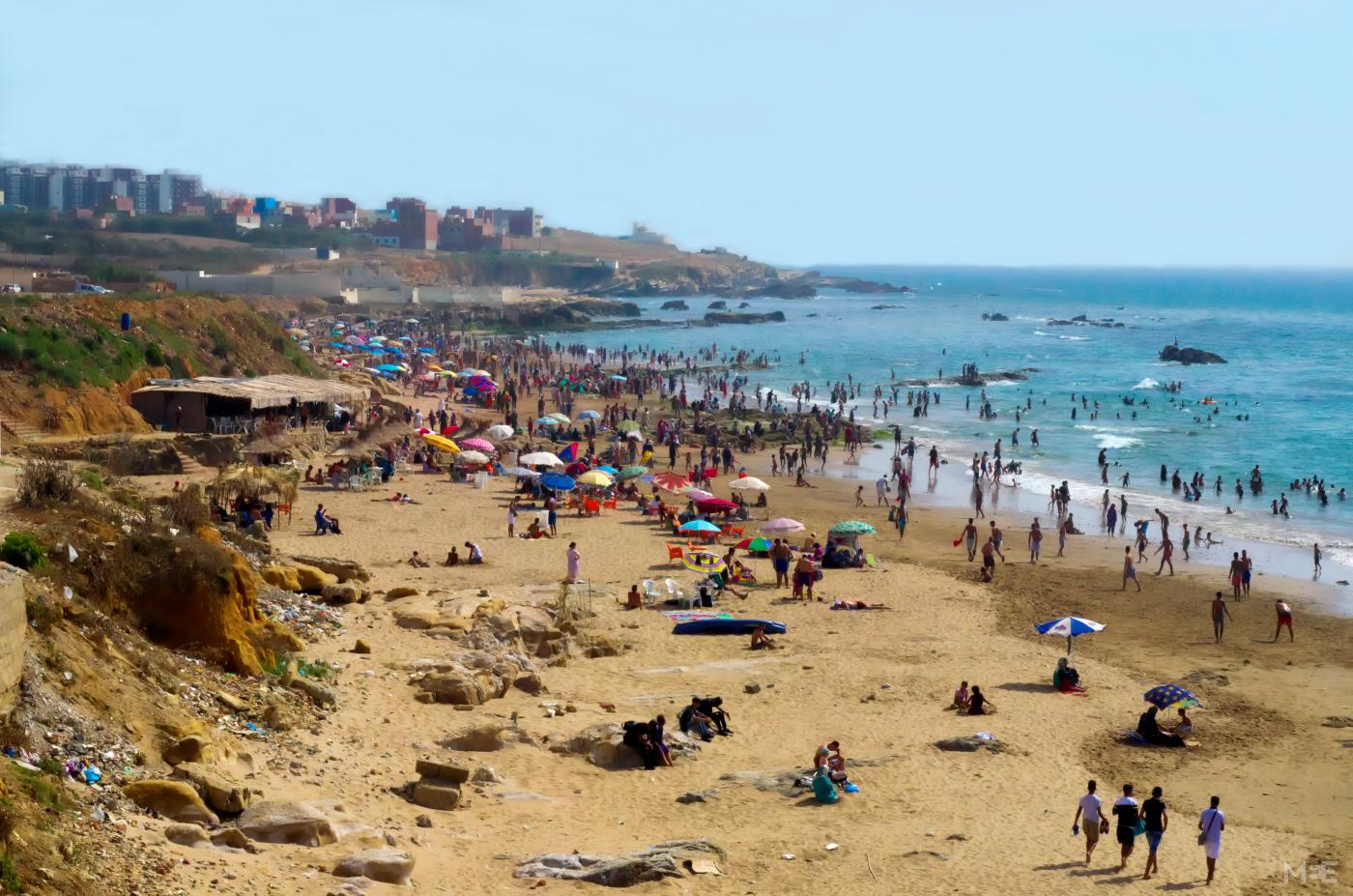 Why Are Beaches Disearing In Morocco
