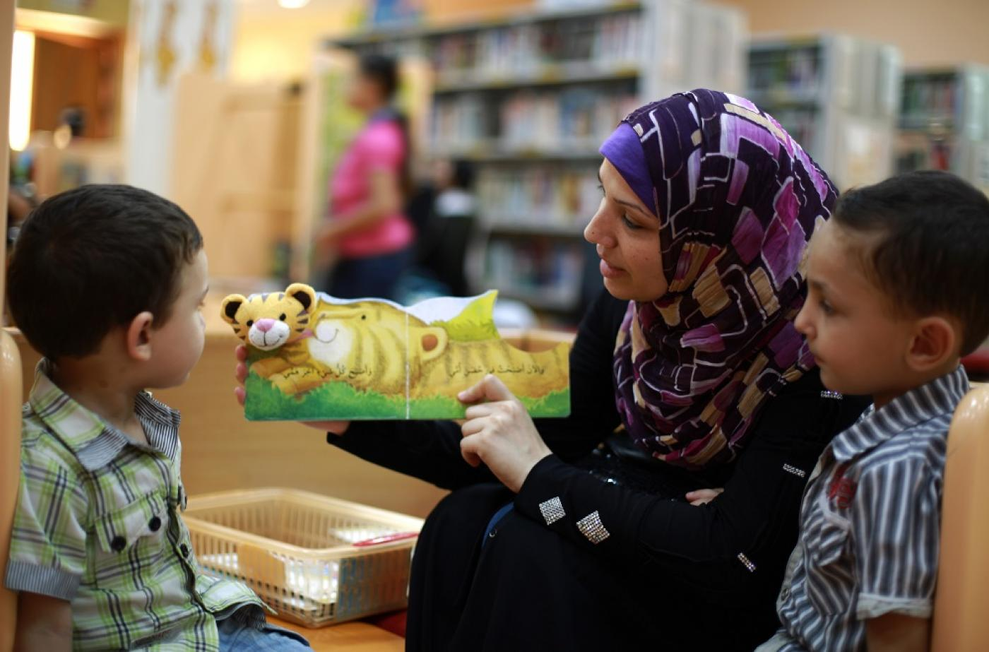 Reading our own stories: Boom in Arabic children's books | Middle East Eye
