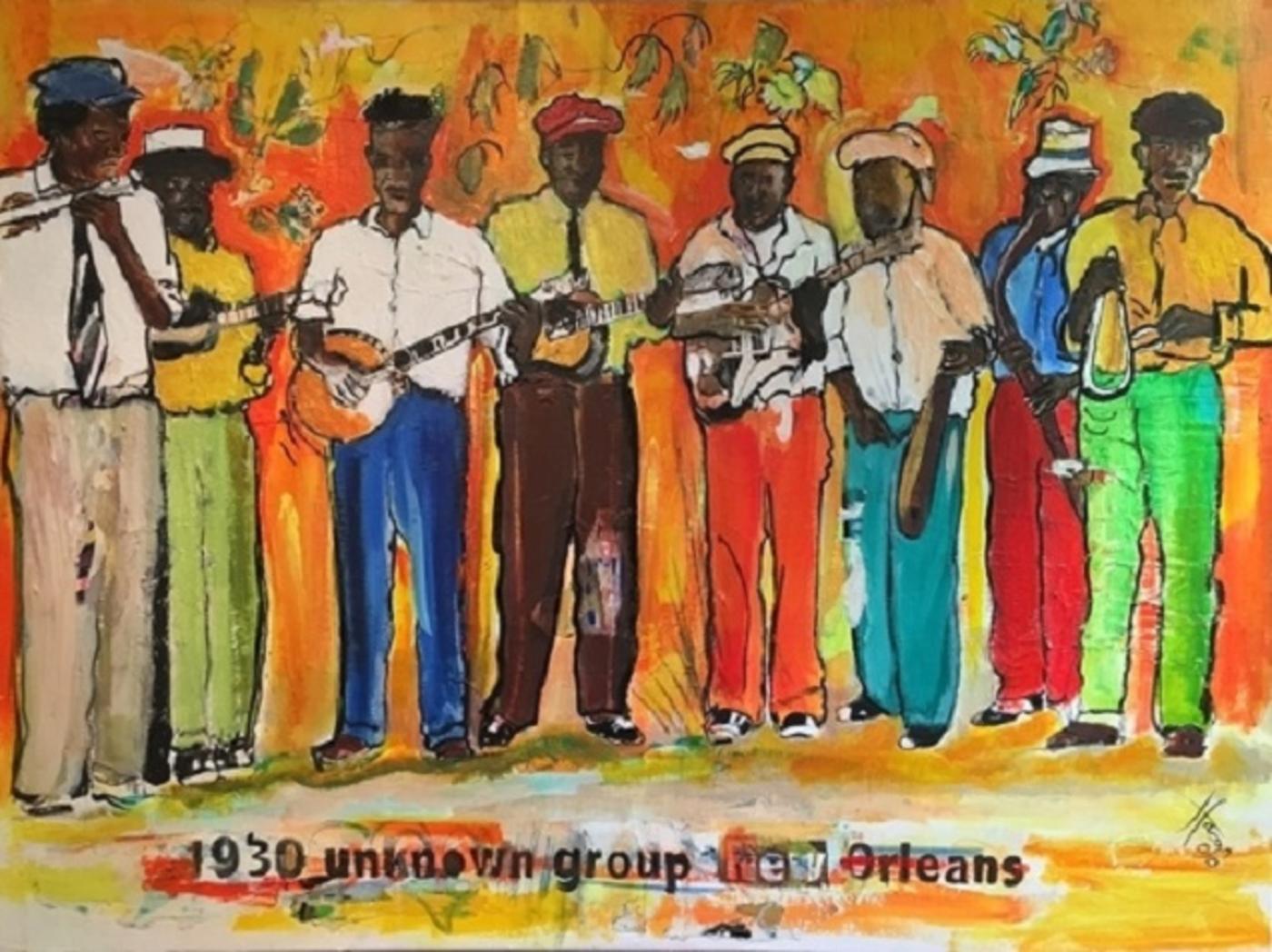 Breezin Through Burnley A Libyan Artist S Love For The Blues