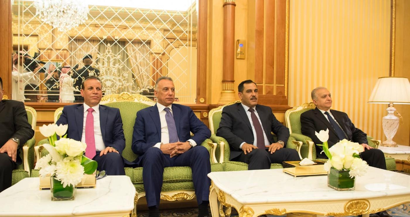 Iran is retreating from the Iraqi political scene KadhimiSaudi