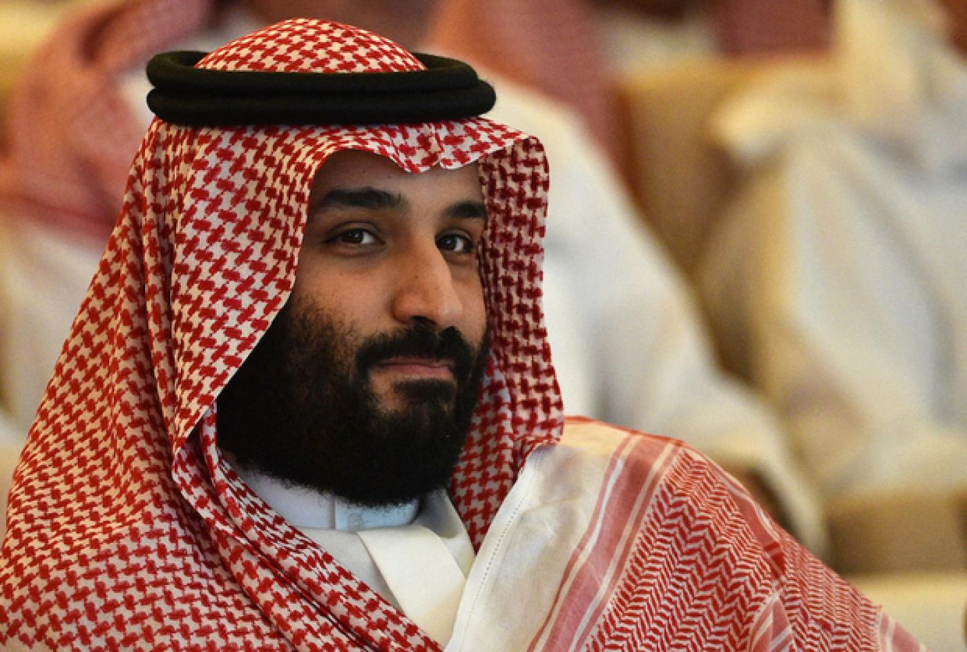 Mohammed bin Salman is the de facto ruler of Saudi Arabia