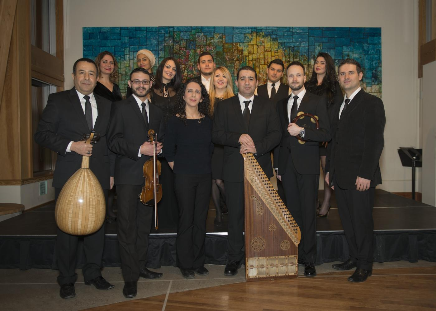 Roots revival: Classical Arabic music makes comeback in