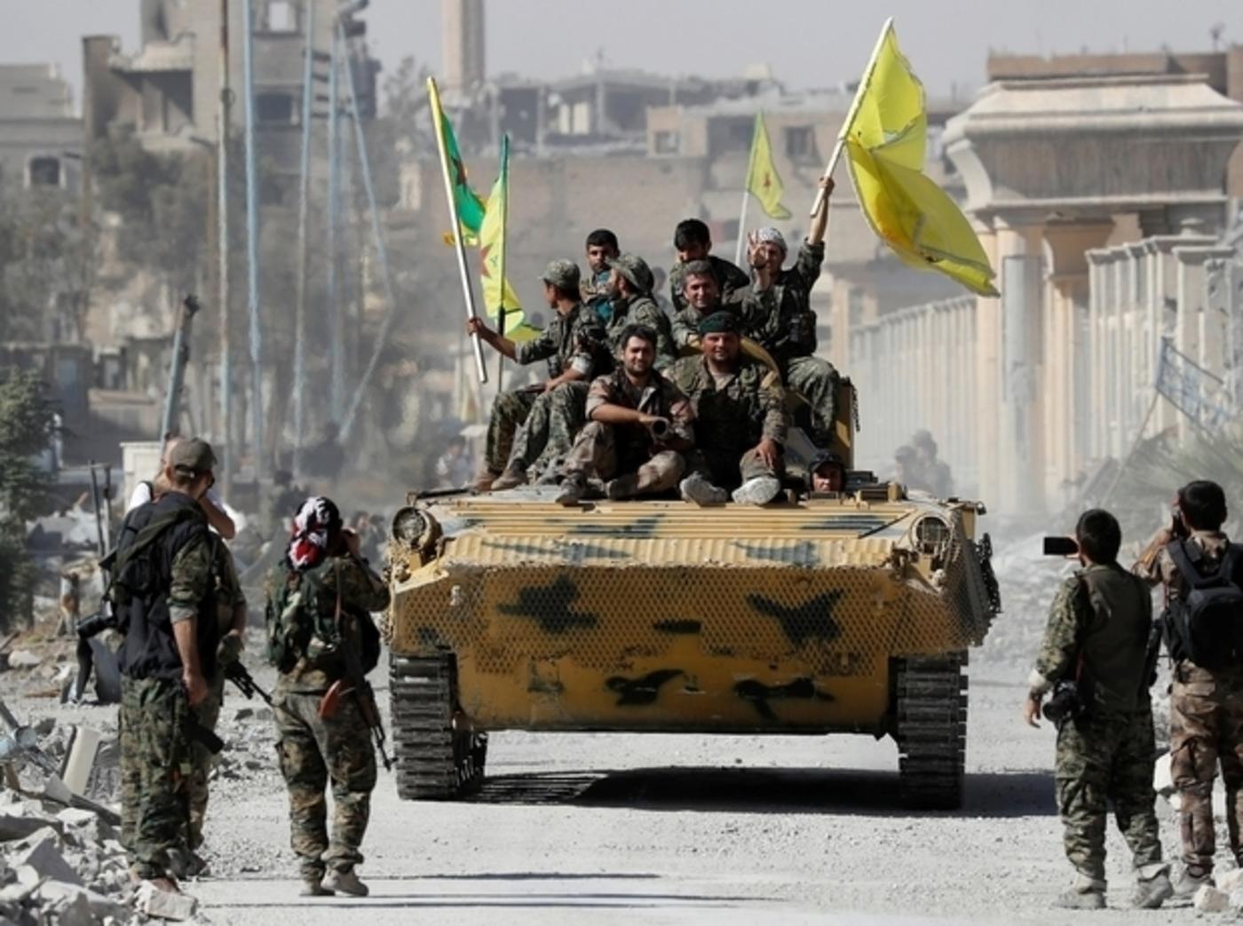 Οι κουρδικές SDF δηλώνουν «ανοιχτές» να ενταχθούν στον συριακό στρατό
