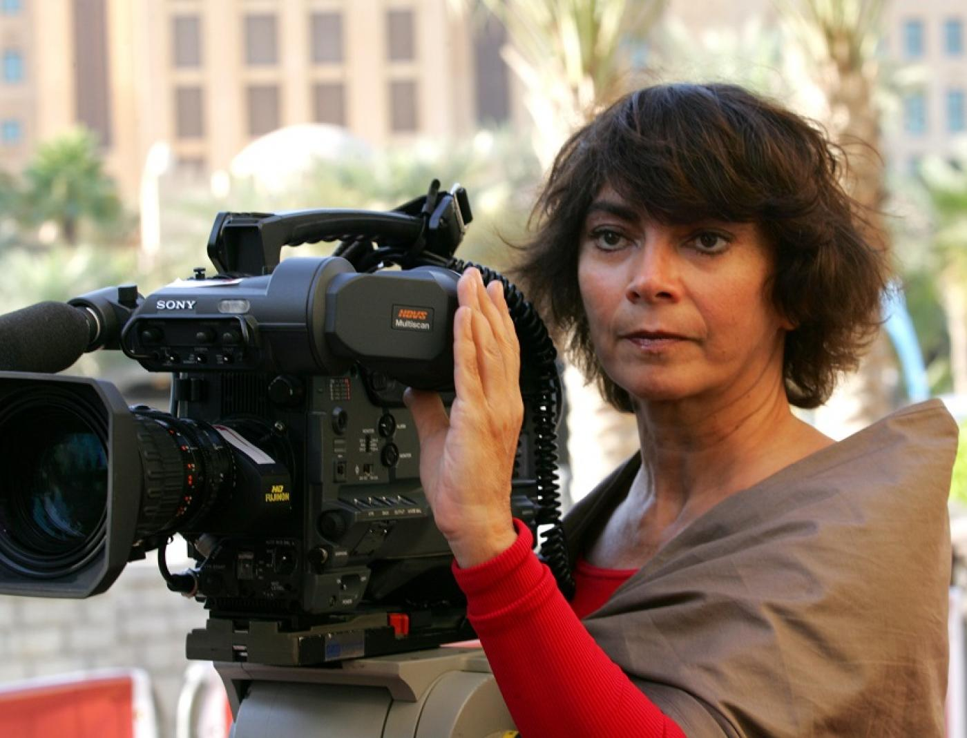 Amr Fawzi a tale of two film mavericks: jocelyne saab and oussama