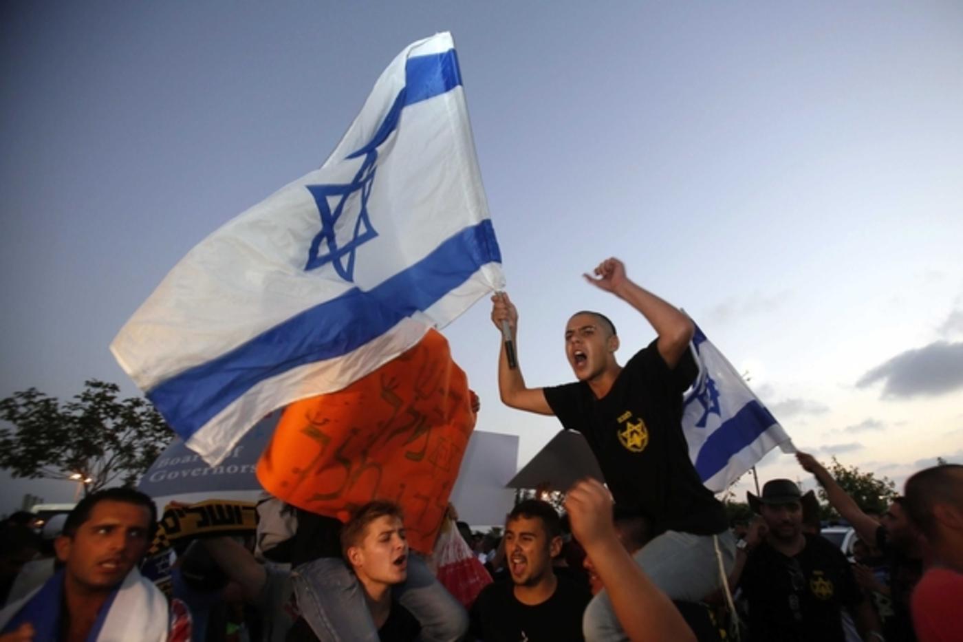 En Israel L Amour Entre Juifs Et Non Juifs Est Le Fleau
