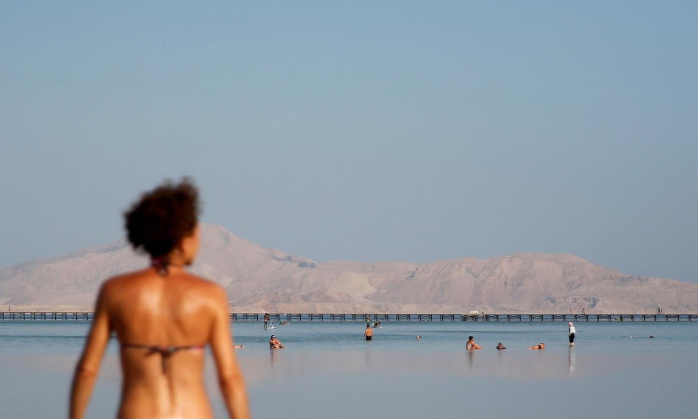 Tourists slowly trickle back to Egypt's Red Sea resorts: 'People