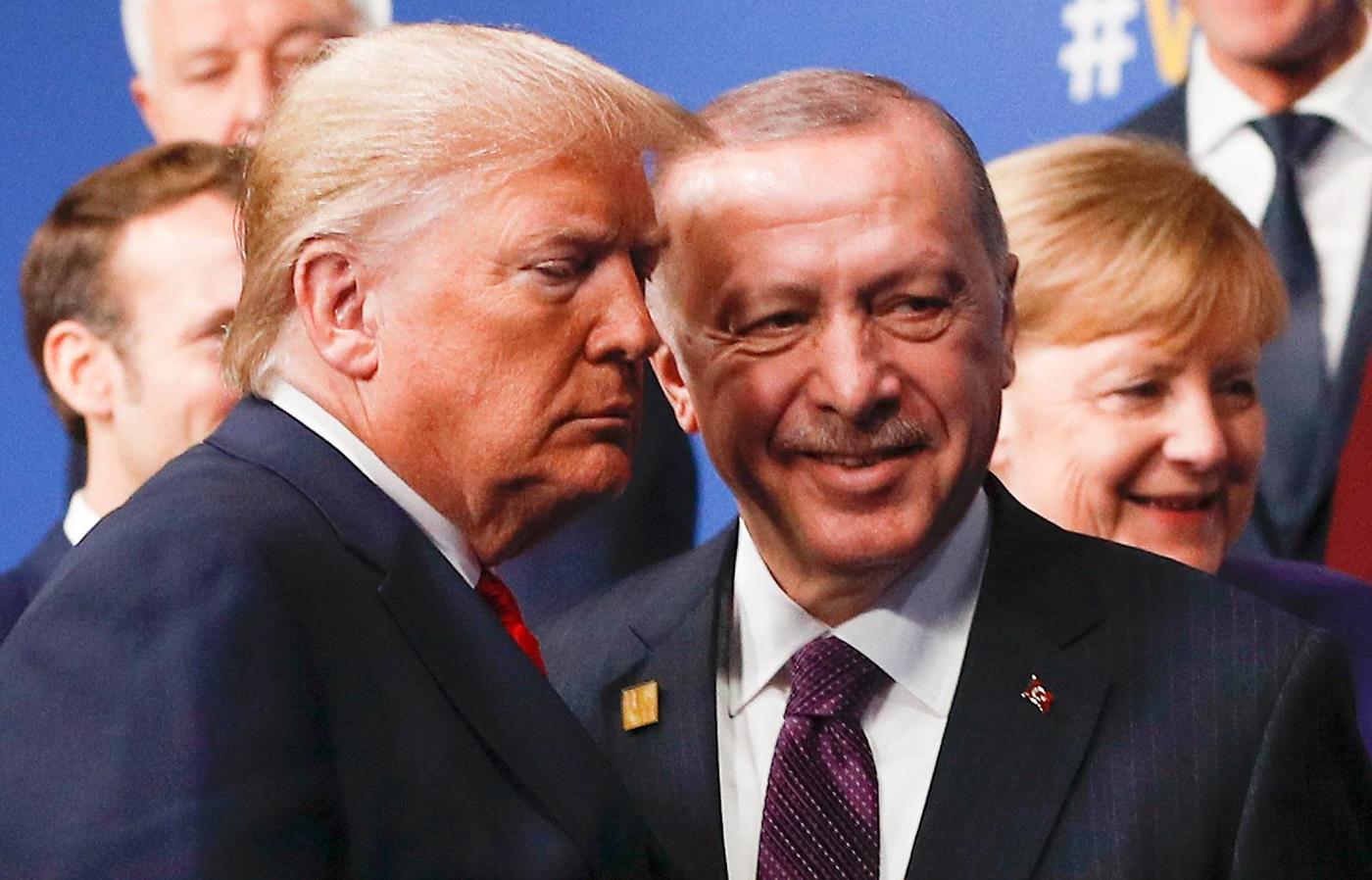 trump erdogan turkey