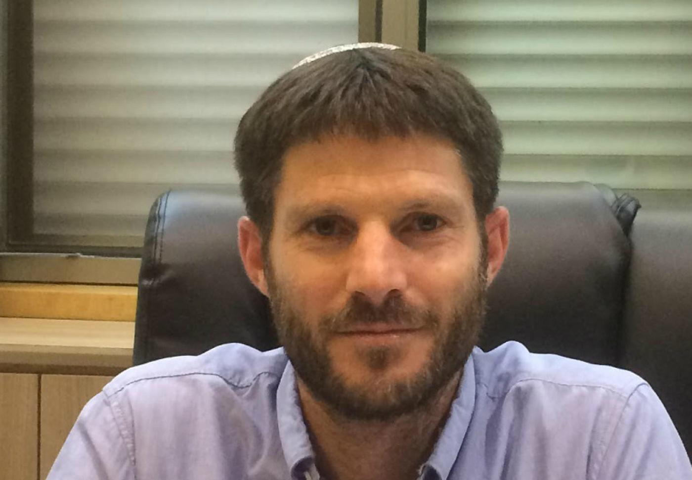 Bezalel Smotrich is the Knesset deputy speaker and represents Jewish Home (creative commons)