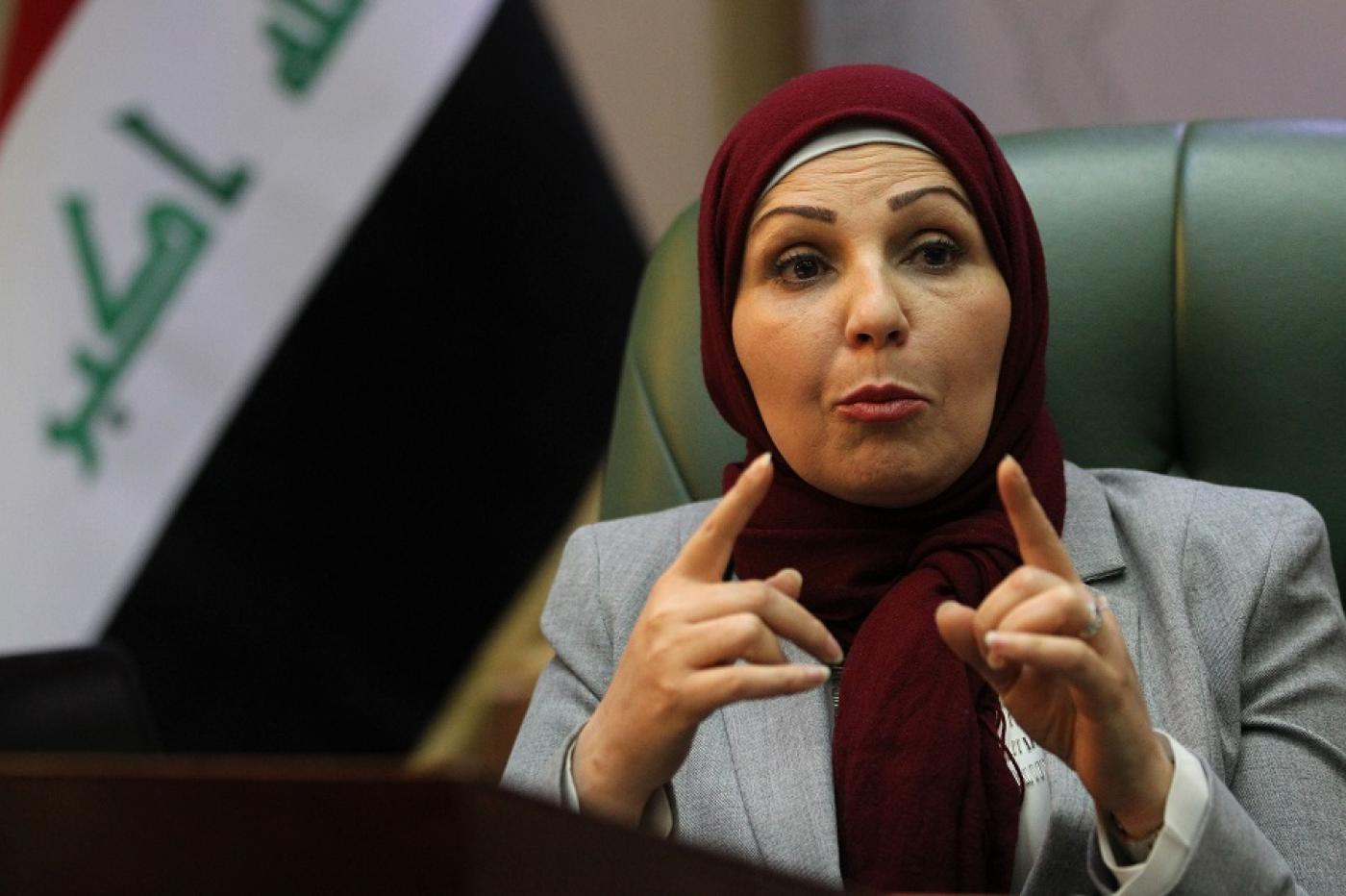 Baghdad mayor has ambitious plans for her city: 'We are on